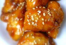 Culinary Delights: Asian Specialties ~ Delicias Culinarias: Especialidades Asiaticas / by Irene Niehorster