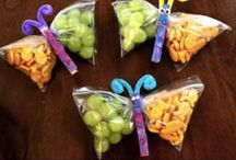 Personalized snack for my babies / by Audra Jackson
