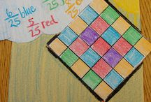 Classroom - Math - NF - Numbers & Operations - Fractions / by Emily Hand