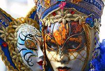 Carnaval / Carnaval de Venecia / by Manuel Miguel Carbonell
