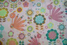 Fabric / by Tracey Longworth