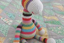 Chrochet/Knitting / by Tara Williams