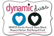 DD# 53-Pacific Point and Basic Black / by Dynamic Duos