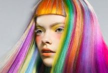 FASHION UNDER THE RAINBOW / COLOR FASHION / by Beli D.
