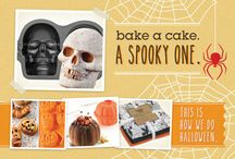 Halloween Tricks & Treats / Make your Halloween festivities extra-spooky with these fun products that will scare up a good time. / by Cooking.com