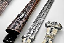 Swords n Daggers / by Maria Alvarado