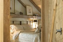 Restored Old Barns - Bedrooms / by Old Barns