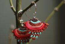Earrings / by Barbara Zeiss