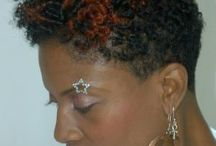 Just me / Natural Hair / by D. Lowe