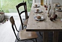 vintage chairs / by Julie