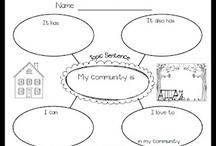 2nd grade- social studies / by Ashley Burgess