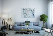 Austin's Dining Room inspiration / by Veronica Sheaffer