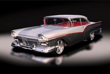 Classic Cars / by Caryn Whittle
