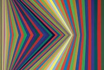 Arte Geométrico / Carlos Cruz Diez Eduardo McIntyre / by Juan Jose Mazzoleni