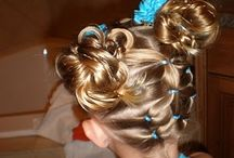 Hair & accessories / by Brooka Smith