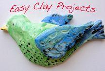 Clay art / by Moira Pavlik-Klaver