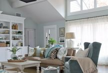 Coastal Living Spaces / by Lisa Dearen | Whisk & Cleaver