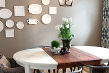 Home: Dining Room / by Taylor Lawson