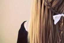 Hair / by Jazzmin Style