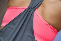 Fitness Apparel Wishlist / by Lauren Aniess