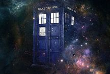 Doctor Who?  / by Grayce Fischer