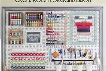 Decorating Ideas: Craft Room/Guest Room / by Melissa LeSueur