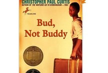 Teaching Bud, Not Buddy / Board dedicated to Christopher Paul Curtis and Bud, Not Buddy. Pins include resources on the Great Depression, foster care, and chasing a dream. #teaching #fostercare #rules / by Secondary Solutions