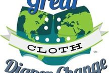 Great Cloth Diaper Change 2012 / Join us as we break last years Guinness World Record for the most babies changed into a cloth diaper at the same time.  To find a location near you: http://greatclothdiaperchange.com/ / by Calley Pate