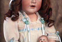 Dolls / by Nancy