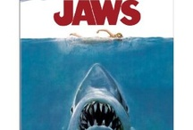 Jaws / When a gigantic great white shark begins to menace the small island community of Amity, a police chief, a marine scientist and grizzled fisherman set out to stop it.  Own Jaws on Blu-ray Combo Pack August 14, 2012 >> http://amzn.to/KlXU1I / by Universal Studios Entertainment