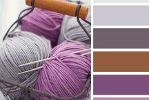 Color inspiration / by Crystal Lybrink