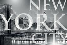 New York City  / by Pamela McGrath-Solomon