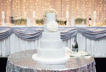 Silver Weddings / by Aisle Perfect