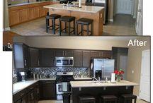 Home - Kitchen Updates / by Jessica Smith