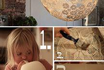 Crafty ideas/DIY / by Lachelle Ruano