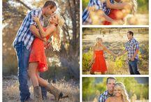 Engagement photo ideas! / by Jessica Lynn