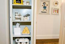 closet organization / by Natalie Elliott