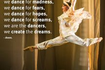 Dance quotes / by Northern Ballet