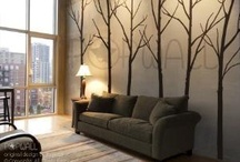 Mural Stencils / by Wall to Wall Stencils