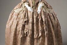 Clothing 1700s / by Maria Elkins