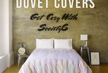 Duvet Covers / by Society6