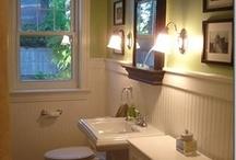 bathroom / by Catherine Burns