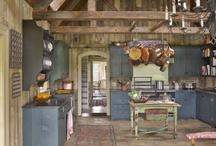 Kitchens / by Blue  Creek Home Rhonda