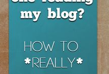 Blogging Biz / by andrea tomkins