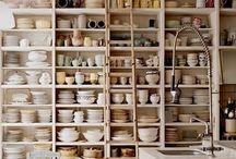 Kitchens / by Gloria Warlick