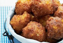 Hushpuppies / by Michelle Erb