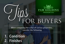 Tips for Buyers / by The Pam Golding Property Group