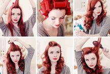 Hair do's / by Cherilyn Christensen