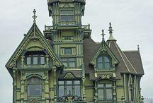 Victorian Homes / by Batcheller Mansion
