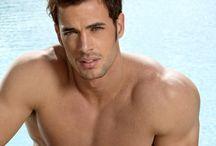 Hot hot MEN!! / by Liliana Castillo